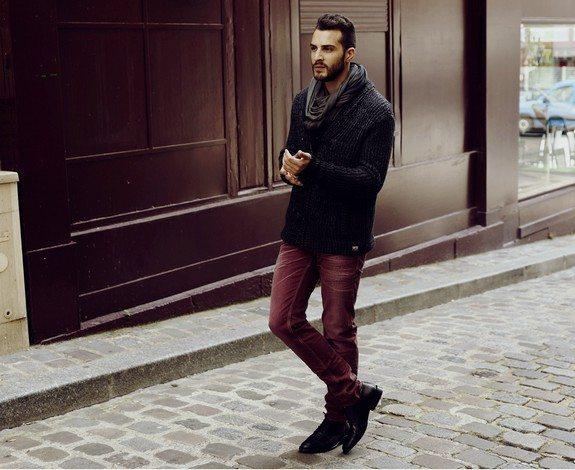 looks homme brandalley automne hiver 2014 mode homme blog monsieur mode. Black Bedroom Furniture Sets. Home Design Ideas