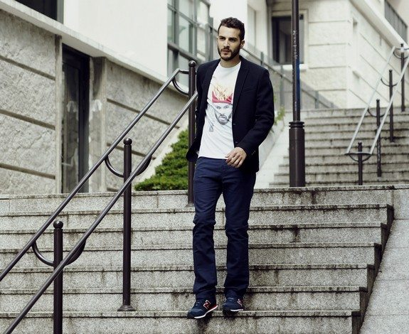 look homme sport chic
