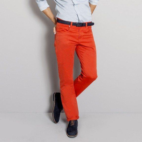 pantalon rouge jules