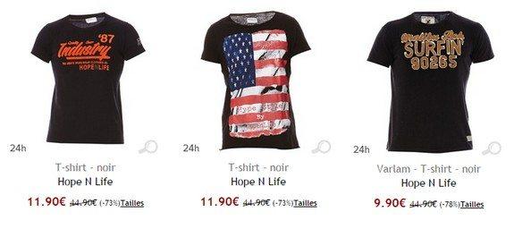 t shirt hopenlife