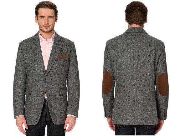 veste laine et cachemire grise vicomte a