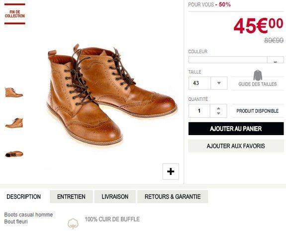 boots devred