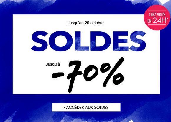 Soldes Flottants BrandAlley
