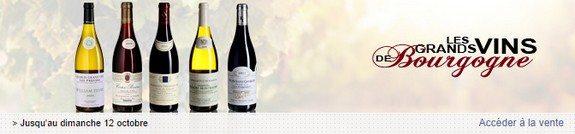 vente privee grands vins bourgogne bazarchic