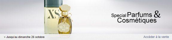 vente privee parfums homme femme