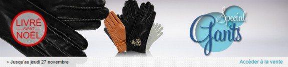 vente privee gants
