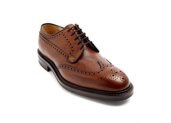 chaussures church marron