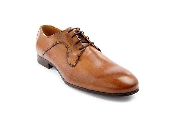 chaussures selected en cuir
