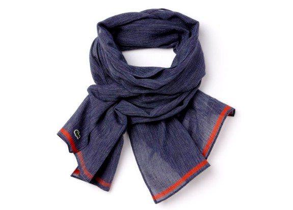foulard lacoste