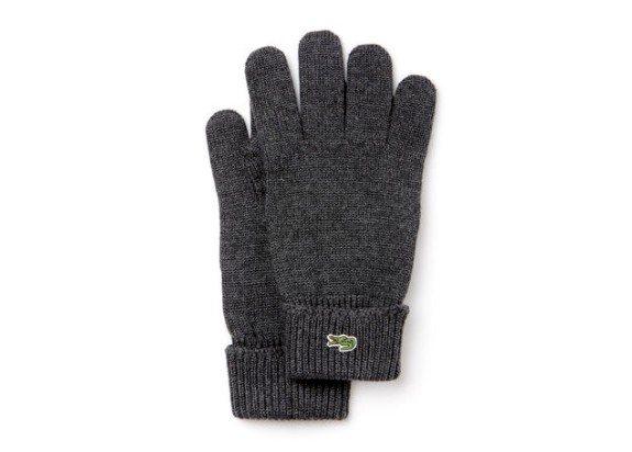 gants lacoste laine