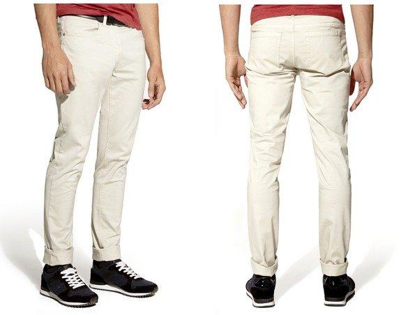 pantalon celio coupe slim