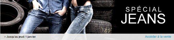 vente privee de jeans