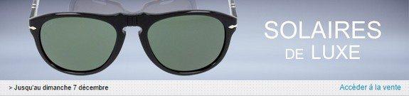 vente privee lunettes soleil luxe