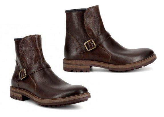 boots marron san marina
