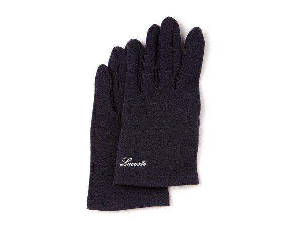 gants lacoste en laine