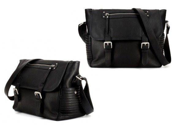 sac cuir noir san marina