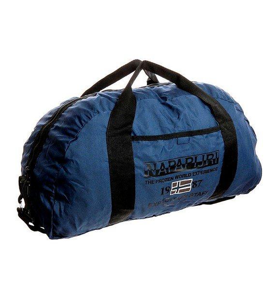 sac de sport bleu napapijri