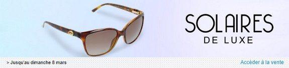vente privee de lunettes de soleil