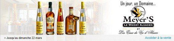 vente privee meyer distillerie eau de vie whisky alsace