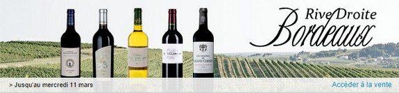 vente privee vins bordeaux