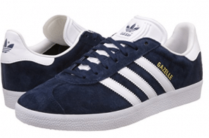 Baskets Adidas gazelle coloris bleu
