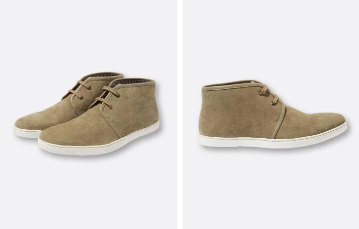Chaussures montantes suédine Brice