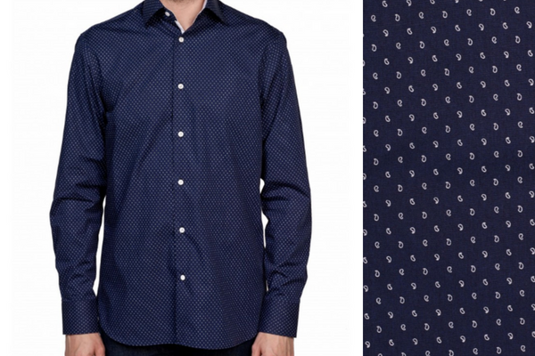 Chemise manches longues Natael vendue par Atelier Privée pendant les ventes privées de l'été 2018