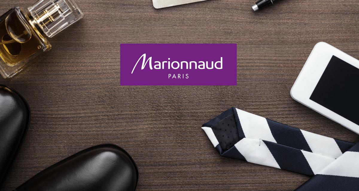 Parfums et Produits de Beauté en Promo chez Marionnaud !