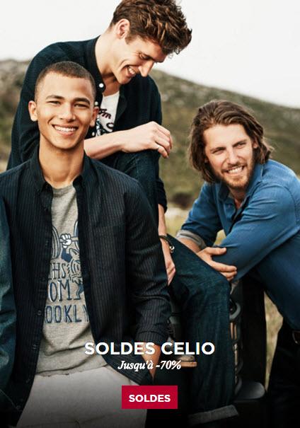BrandAlley-Soldes Celio