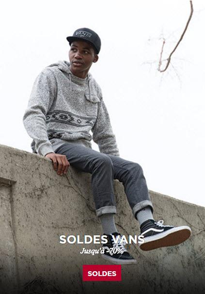 BrandAlley-Soldes Vans