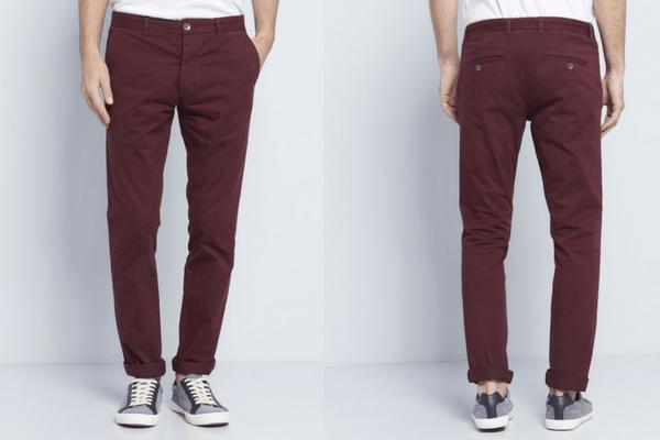 Pantalon casual Devred