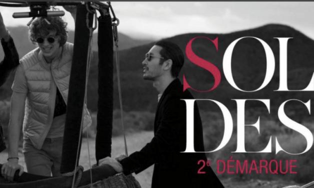 Les Soldes 2017 chez Devred et la deuxième démarque !!