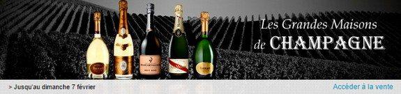 acheter champagne pas cher