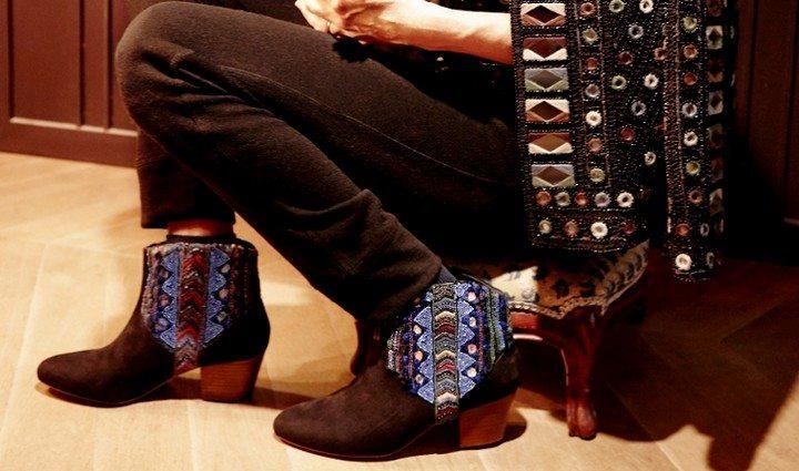 antik batik chaussures femme