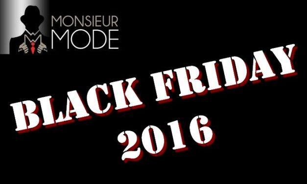 Black Friday 2016 !