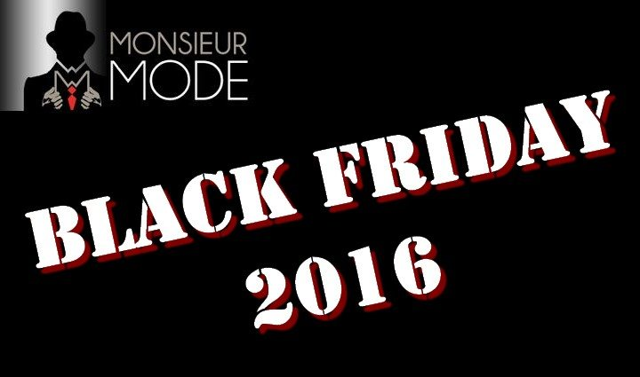 Black Friday 2016 !