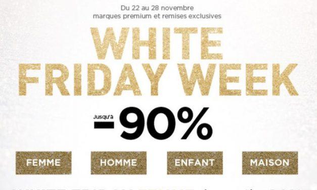 Jusqu'à -90% pour le Black Friday chez BrandAlley !
