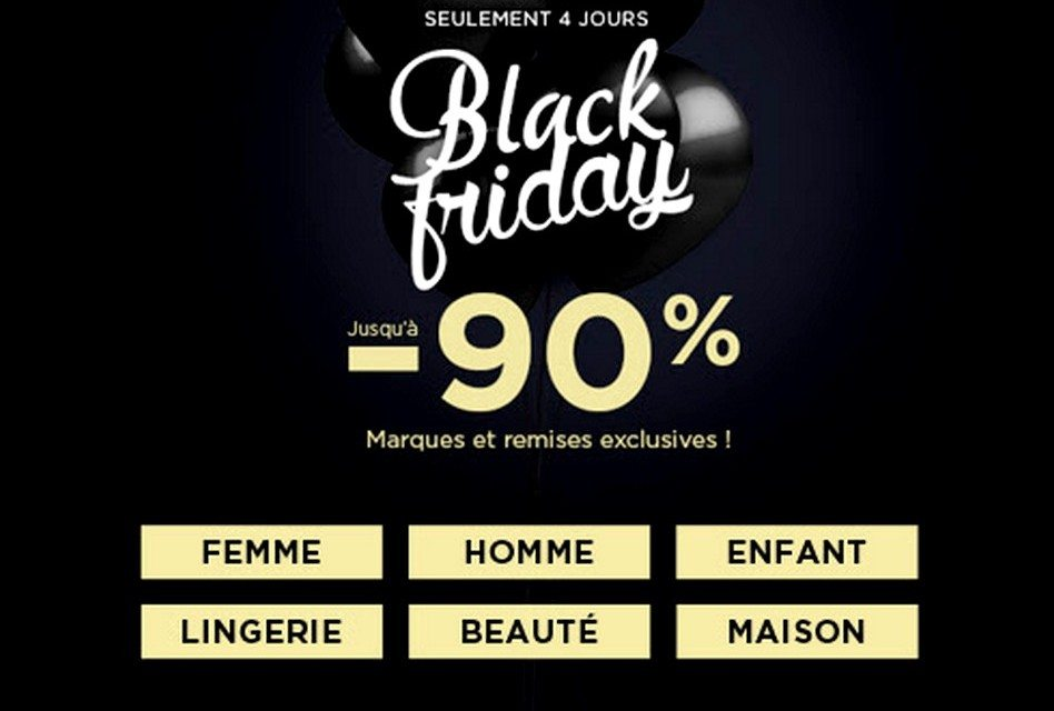 Black Friday chez BrandAlley !