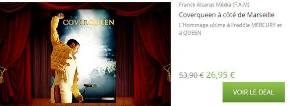 bon plan concert marseille peypin freddie mercury queen