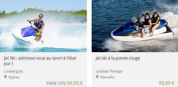 bon plan jet ski marseille hyeres