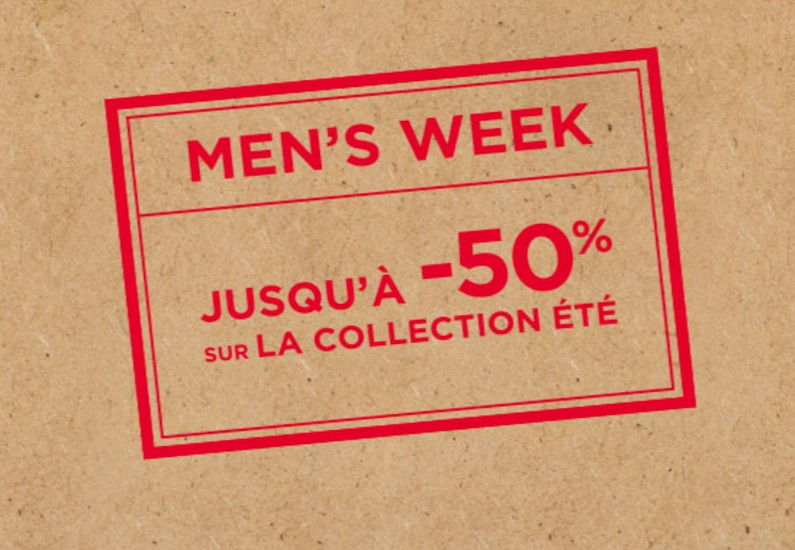 Men's Week Celio