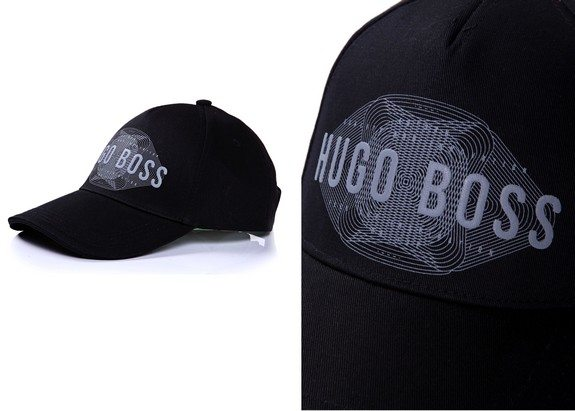 casquette hugo boss green de base-ball