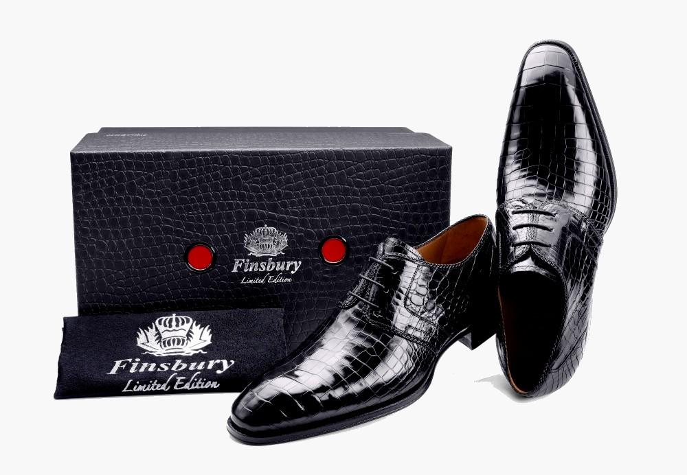 chaussures-de-luxe-en-soldes-crocodile