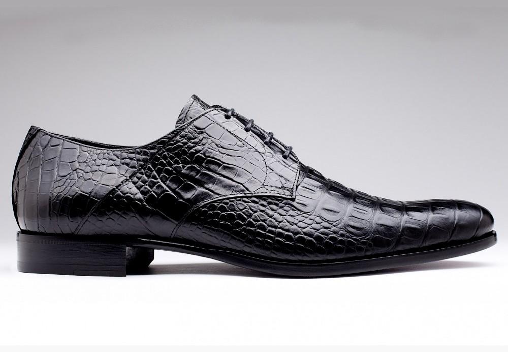 chaussures-finsbury-croco-noir-cousu-blake
