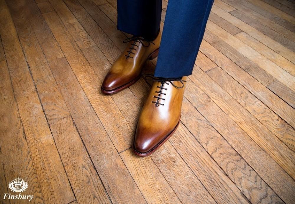 Les Chaussures Finsbury sont en Soldes !!