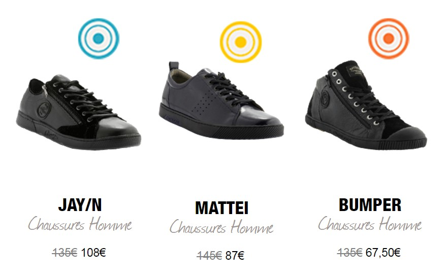 chaussures homme pataugas