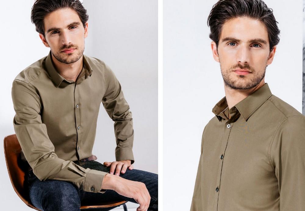 chemise-cintree-brice-coton-elasthanne