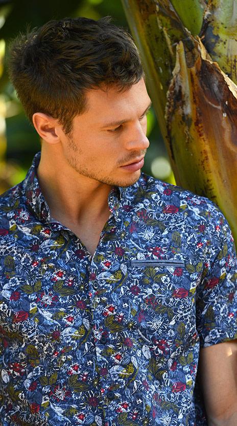 chemise tropicool ollygan