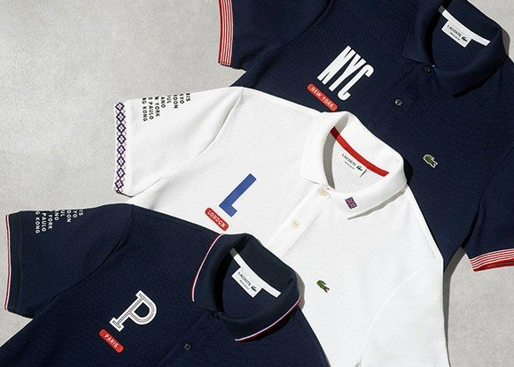 city polos lacoste
