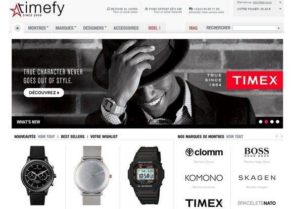 Code Promo Timefy Décembre 2015